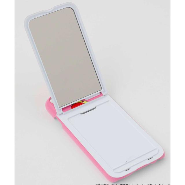 MILKFED.(ミルクフェド)のミルクフェド  iPhone カバーケース セーラームーン  ヴィーナス 鏡付き スマホ/家電/カメラのスマホアクセサリー(iPhoneケース)の商品写真