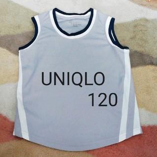ユニクロ(UNIQLO)のUNIQLO 男の子タンクトップ120(その他)