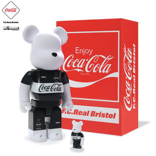 エフシーアールビー(F.C.R.B.)のFCRB 20SS COCA-COLA BE@RBRICK 100% 400%(その他)