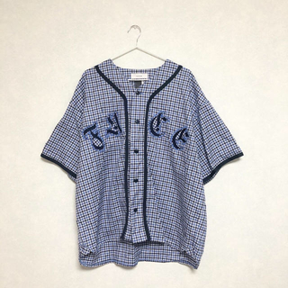 FACETASM - ファセッタズム/FACETASM ベースボールシャツ