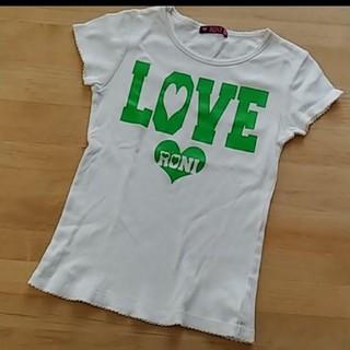 アイロニー(IRONY)のRONY  Tシャツ   ML(Tシャツ/カットソー)