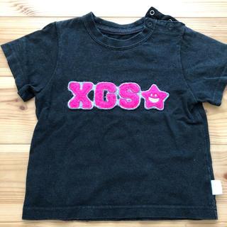 エックスガールステージス(X-girl Stages)のX-girl  Tシャツ80センチ(Tシャツ/カットソー)