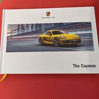 Porsche ポルシェ ケイマンカタログ
