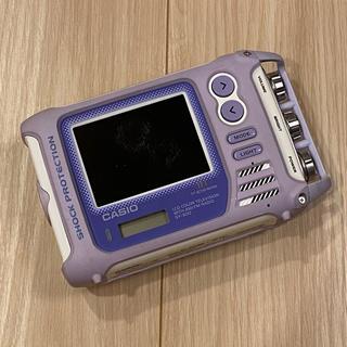 カシオ(CASIO)の【CASIO】防水 LCD COLOR TELEVISION SY-300WE(その他)