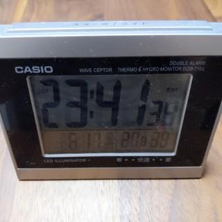 CASIO - CASIO デジタル時計