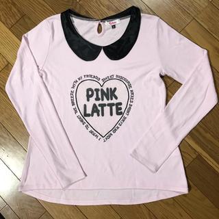 ピンクラテ(PINK-latte)のピンクラテ  長袖(Tシャツ(長袖/七分))
