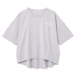 グレイル(GRL)のmana様 ロゴ刺繍ビッグTシャツ(Tシャツ/カットソー(半袖/袖なし))