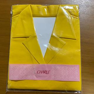 シャルレ(シャルレ)のシャルレ Tシャツ 8分袖 L(Tシャツ(長袖/七分))