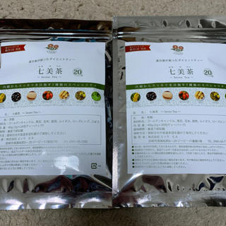 七美茶 2袋40包(健康茶)