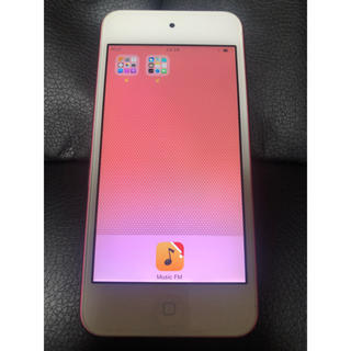 アイポッドタッチ(iPod touch)のipod touch 5世代 music FM インストール済み(ポータブルプレーヤー)