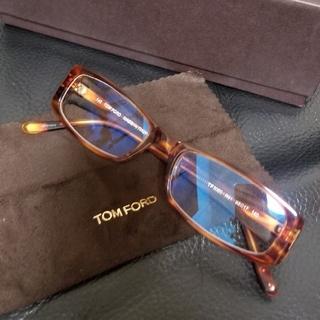トムフォード(TOM FORD)のトムフォード だて眼鏡(サングラス/メガネ)