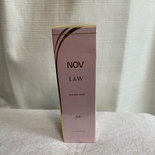 ノブ(NOV)のNOV ノブ L&W エンリッチミルク 乳液(乳液/ミルク)