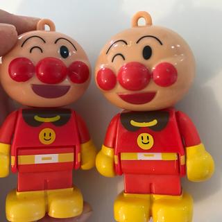 アンパンマン - アンパンマン ブロックラボ 人形 6個セット