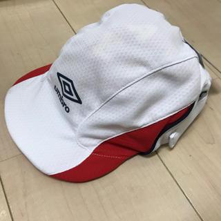 UMBRO - サッカー ジュニア 帽子 新品未使用 アンブロ
