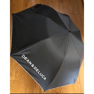 ディーンアンドデルーカ(DEAN & DELUCA)の【新品】DEAN&DELUCA 折りたたみ傘*海外限定(傘)