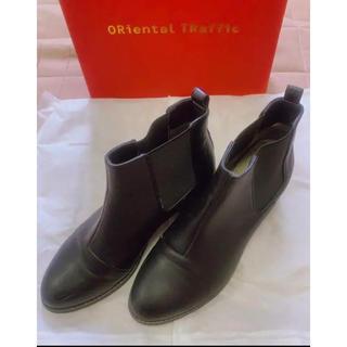 オリエンタルトラフィック(ORiental TRaffic)のオリエンタルトラフィック/サイドゴアブーツ(ブーツ)