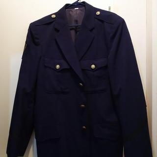 警察 制服 合服 上衣     撮影用(ミリタリージャケット)