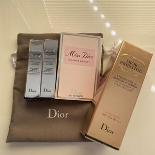 ディオール(Dior)のDior プレステージホワイト ル プロテクターUV シアーグロー(化粧下地)