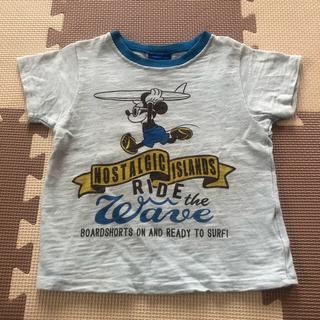 コストコ(コストコ)のサーファーミッキーTシャツ(Tシャツ/カットソー)