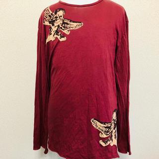クロムハーツ(Chrome Hearts)のクロムハーツ フォティ ロングスリーブ 長袖  カットソー ロンT size:M(Tシャツ/カットソー(七分/長袖))