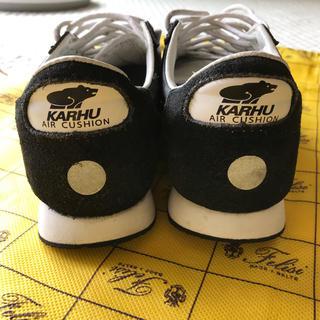 カルフ(KARHU)のカルフ スニーカー 黒(スニーカー)