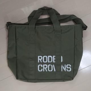 ロデオクラウンズワイドボウル(RODEO CROWNS WIDE BOWL)のRCWB ロデオクラウンズ ショルダーバッグ 非売品(ショルダーバッグ)