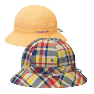 モンベル(mont bell)のmont-bell kids(帽子)