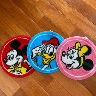 ディズニー(Disney)の東京ディズニーランド マット 1980年代 レア♡(ラグ)