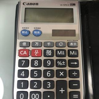 キヤノン(Canon)のCanon 電卓(その他)