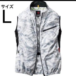 BURTLE - バートル 空調服 ベスト サイズL