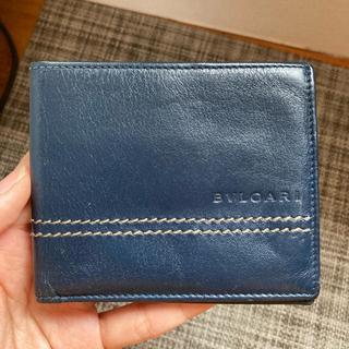 ブルガリ(BVLGARI)の[値下げしました]ブルガリ お札入れ(折り財布)