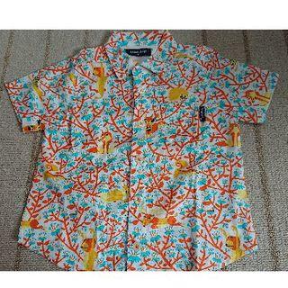 クレードスコープ(kladskap)のクレードスコープ 半袖シャツ & パンツ 90(ブラウス)