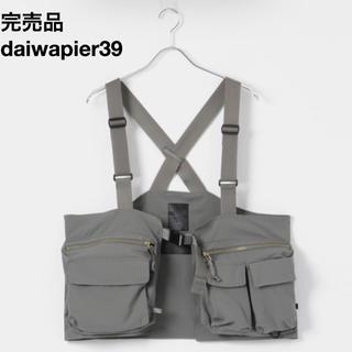 ワンエルディーケーセレクト(1LDK SELECT)のDAIWA PIER39 MulchPocket MeshTool Vest(ベスト)