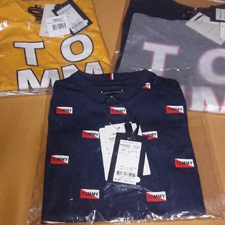 トミーヒルフィガー(TOMMY HILFIGER)のトミーフィルフィガーキッズシャツ2枚セット(Tシャツ/カットソー)