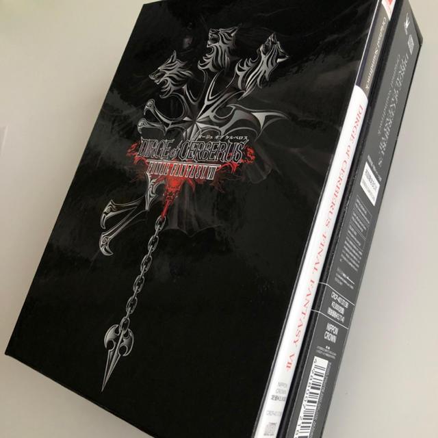 SQUARE ENIX(スクウェアエニックス)の初回限定盤 ダージュオブケルベロス オリジナルサウンドトラック 野村哲也 エンタメ/ホビーのCD(ゲーム音楽)の商品写真