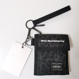 ポーター(PORTER)のWhite Mountaineering ホワイトマウンテニアリング コラボ(折り財布)