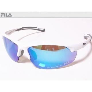 フィラ(FILA)の送料無料☆フィラ(FILA)スポーツ サングラス SF4004J-COL80(サングラス/メガネ)