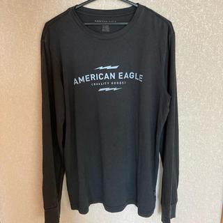 アメリカンイーグル(American Eagle)の【美品❗️】アメリカンイーグル ロングTシャツ(Tシャツ/カットソー(七分/長袖))