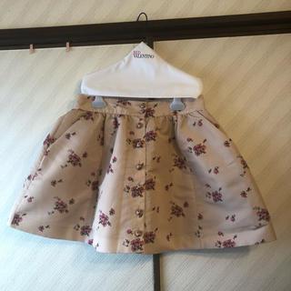 レッドヴァレンティノ(RED VALENTINO)の値下げ❣️小花柄 レッドヴァレンティノ スカート (ミニスカート)
