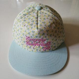 ジーユー(GU)のキッズキャップ(帽子)
