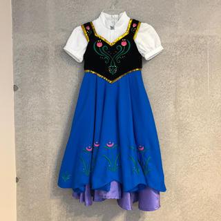 Disney - ビビディバビディブティック アナ ドレス 110