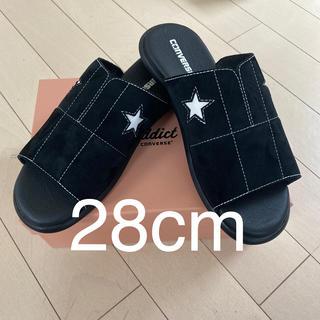コンバース(CONVERSE)のone star sandal 28cm ワンスター サンダル(サンダル)