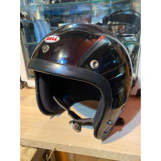 ベル(BELL)のベル bell ビンテージ ジェットヘル Mサイズ(ヘルメット/シールド)