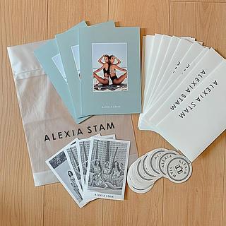 アリシアスタン(ALEXIA STAM)のalexiastam スタイルブック 封筒 タグ ポストカード ショッパー(その他)