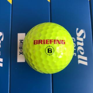 ブリーフィング(BRIEFING)のブリーフィング スネルゴルフ コラボ ゴルフボール (その他)