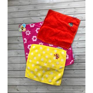 サッシー(Sassy)のsassy ループタオル&ハンドタオル 3枚セット(タオル/バス用品)
