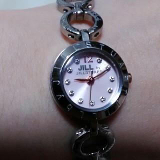 ジルバイジルスチュアート(JILL by JILLSTUART)の電池ありません。 腕時計 JILLbyJILLSTUART レディース(腕時計)