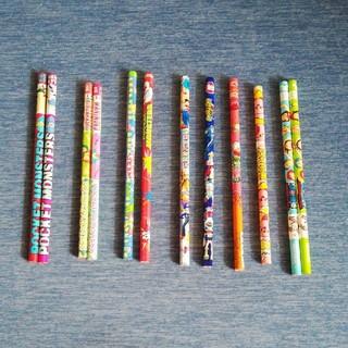 ポケモン(ポケモン)のキャラクター鉛筆 12本セット(鉛筆)