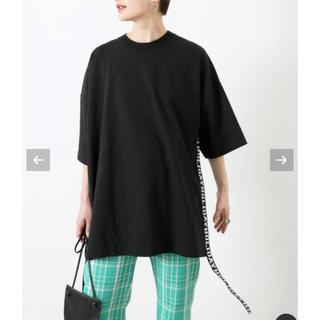 ホリデイ(holiday)のHOLIDAY⭐️ショートスリーブBIG Tシャツ⭐️新品(Tシャツ/カットソー(半袖/袖なし))