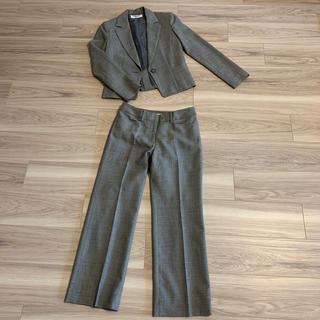 NATURAL BEAUTY BASIC - パンツスーツジャケットSパンツM